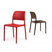 BORA BISTROT stoličky bez područiek